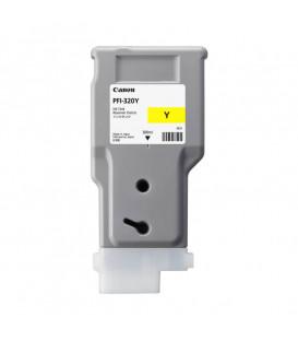 Canon PFI-320 Yellow Ink Cartridge