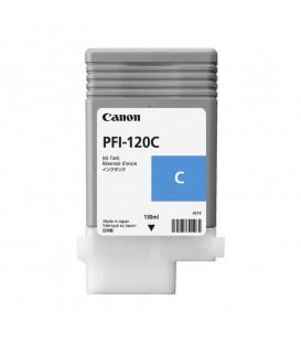 Canon PFI-120 Cyan Ink Cartridge