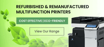 Refurbished & Remanufactured Multifunction Printers
